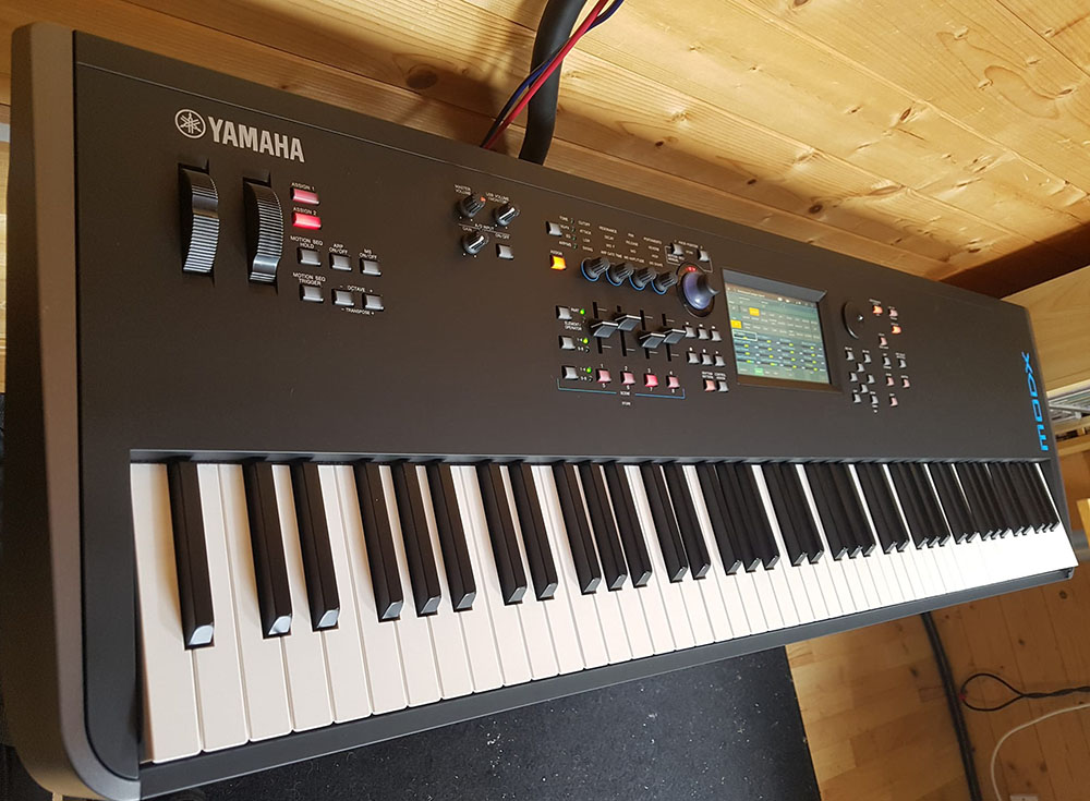 Yamaha Moxf Sounds Download Free